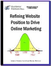 Refining Search Engine Position – report cover